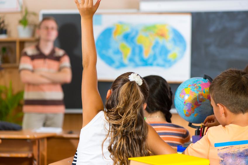 Detectan el área del cerebro que se enciende cuando el profesor corrige