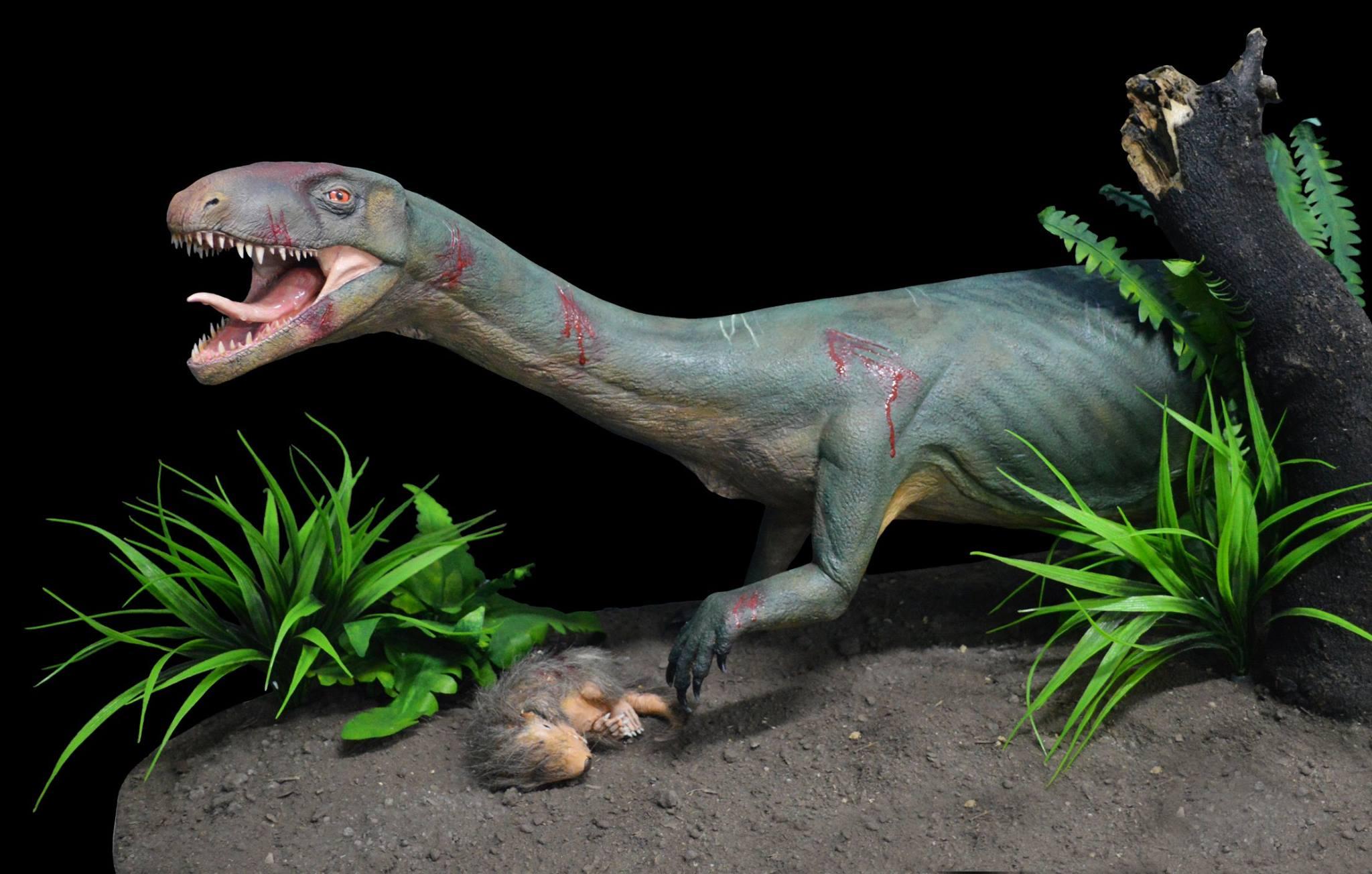 El \'primo\' de los dinosaurios era como un cocodrilo de más de dos ...