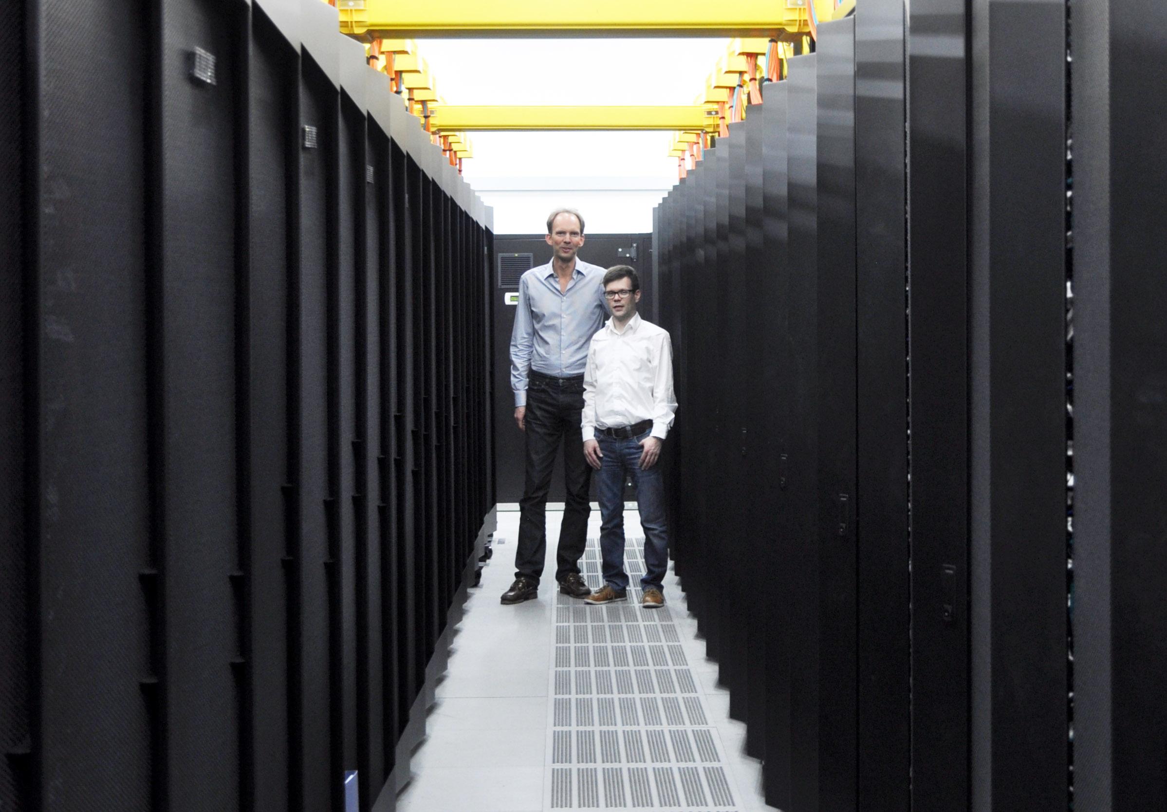 IBM se inspira en la circulación humana para refrigerar superordenadores con agua