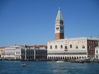 <p>Venecia es uno de los lugares con mayor riesgo de inundación costera y de erosión en la región mediterránea. El aumento del nivel del mar incrementará estos riesgos a lo largo del siglo /Lena Reimann</p>