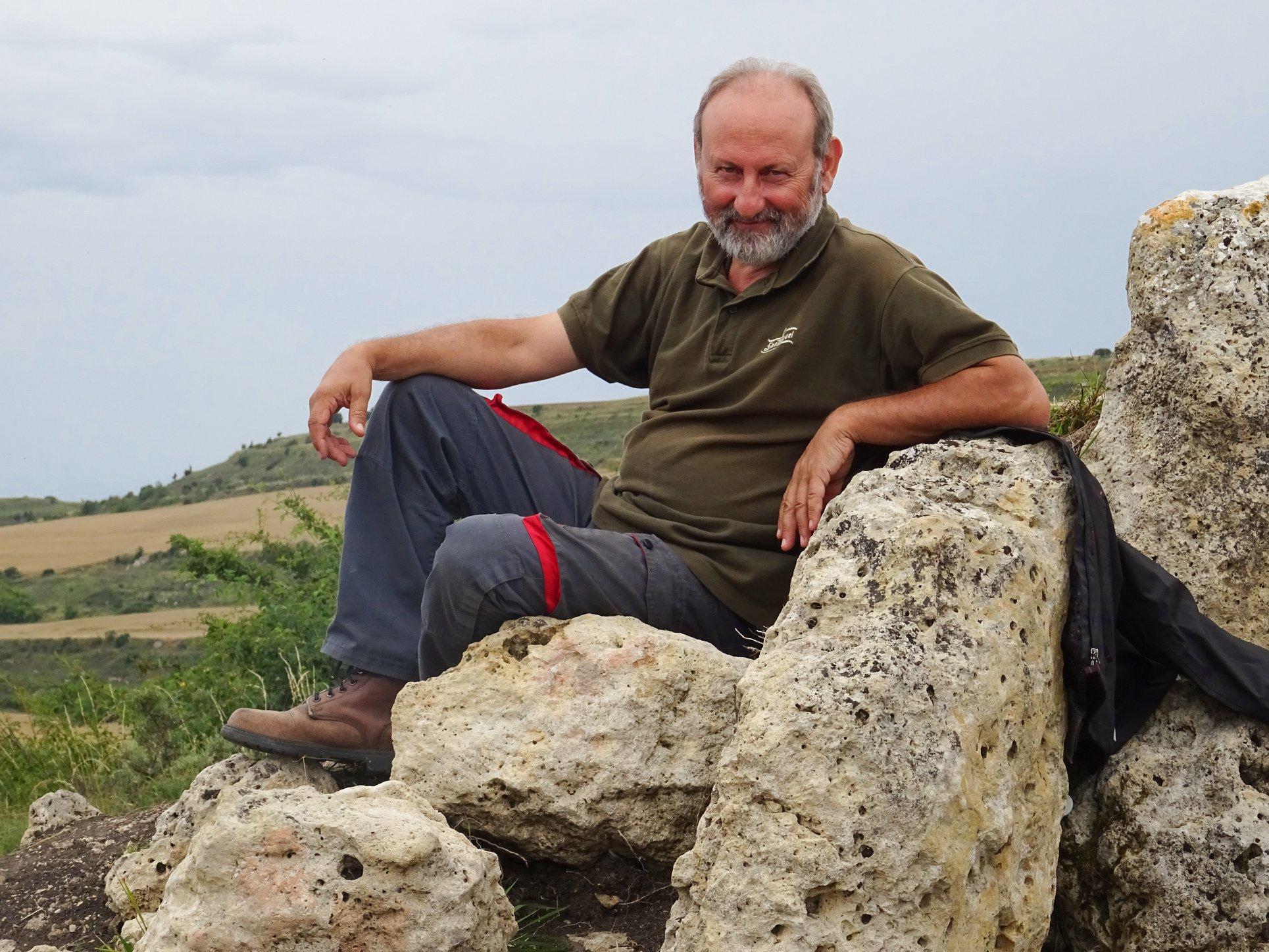 """""""Subir a los Pirineos y excavar una cueva del neolítico antiguo es cumplir un sueño"""""""