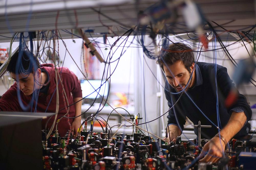 Una técnica para eludir el principio de incertidumbre de Heisenberg