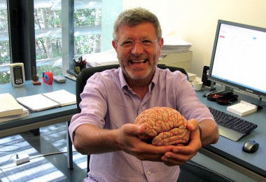 <p>The neuroscientist Gustavo Deco.&nbsp;/ Josefina Cruzat</p>