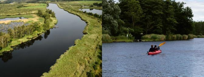 El delta del Oder
