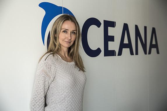 Alexandra Cousteau en Madrid