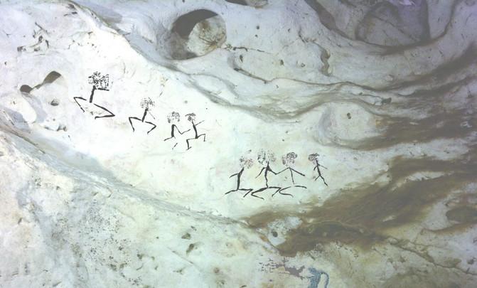 Arte figurativo de hace al menos 13.600 años