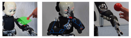 espacio del robot
