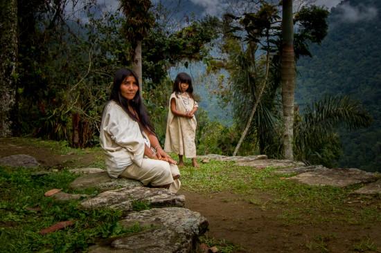 Koguis_Tribeswoman_with_Child
