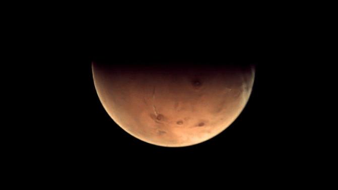 Marte Pedro Duque