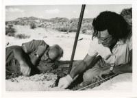 Mary y Louis Leakey