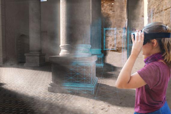 Realidad virtual para recorrer Jerusalén en la época en que murió Cristo 1