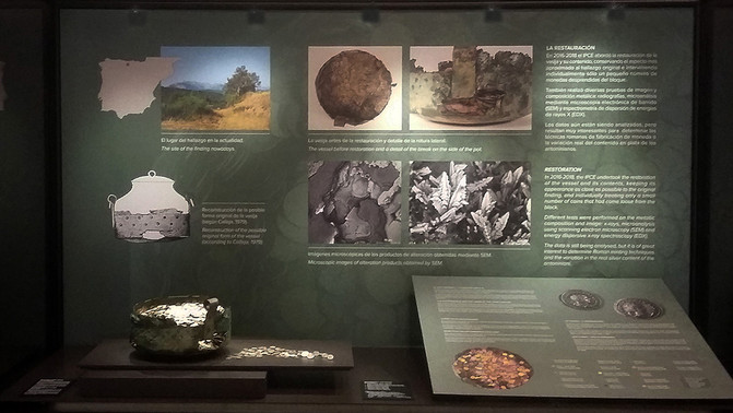 Vitrina CERO del Museo Arqueológico Nacional. / MAN / Paloma Otero