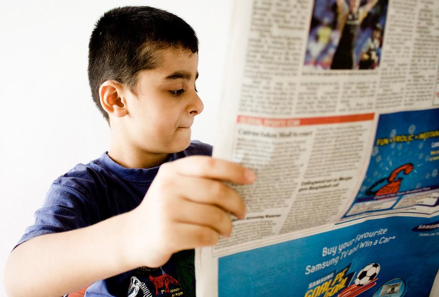 Tan Solo El 28% De Los Jóvenes Lee Periódicos 'online' O