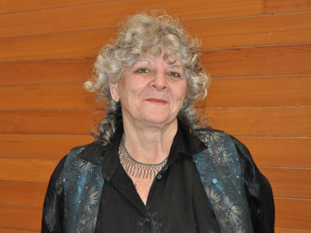 Ada Yonath durante su paso por Passion for Knowledge en San Sebastián.