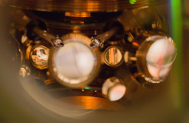 Getting Better All the Time: JILA Strontium Atomic Clock Sets New Records. / Marti/JILA