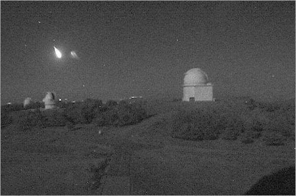 Nuevo sistema de detección de meteoroides en el Observatorio de Calar Alto