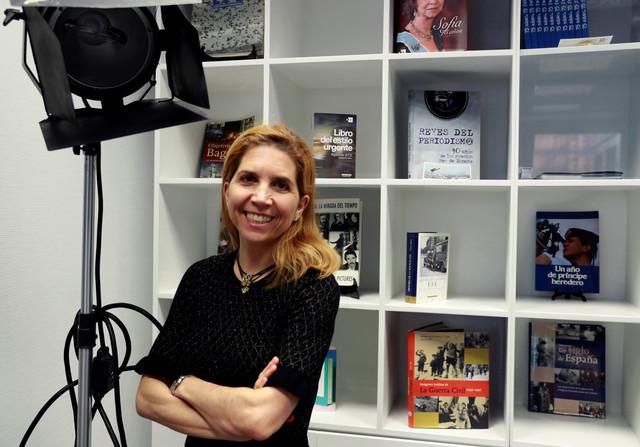 Nuria Oliver, cuarta mujer en la Real Academia de Ingeniería