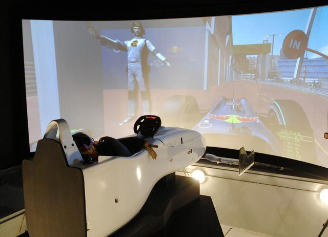 G-UPV Racing Simulator