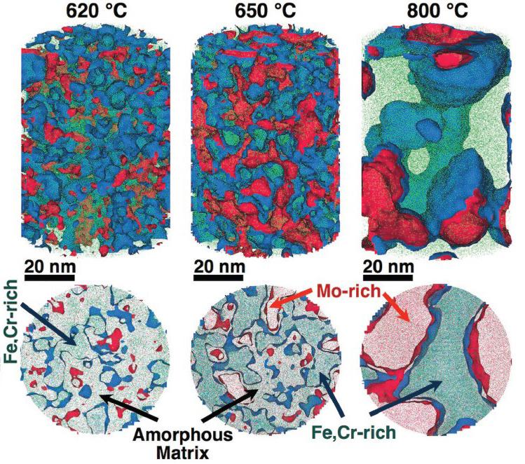 Observan los secretos de la corrosión a escala nanométrica