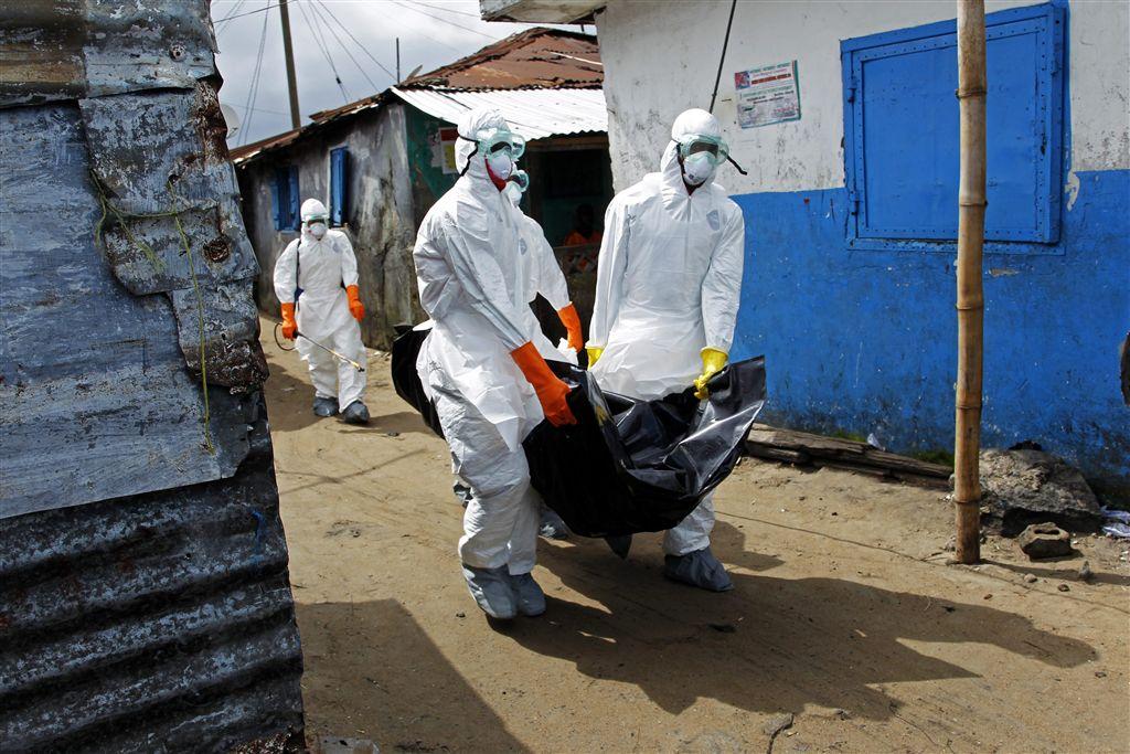 Un estudio propone una acción rápida para frenar el aumento exponencial del brote de ébola