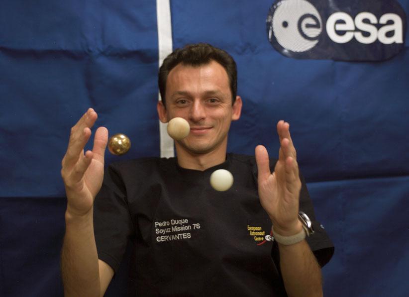 """""""Cervantes fue la primera misión espacial europea ligada a un proyecto educativo"""""""