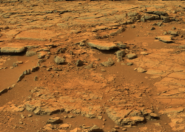 Marte albergó un lago de agua dulce con el cóctel químico perfecto para la vida