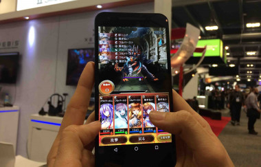 <p>The model predicts when a user will leave a specific mobile game. /  Silicon Studio</p>