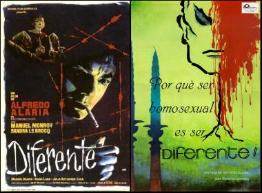 Analizan cómo se representaba la homosexualidad en el cine y la TV franquistas