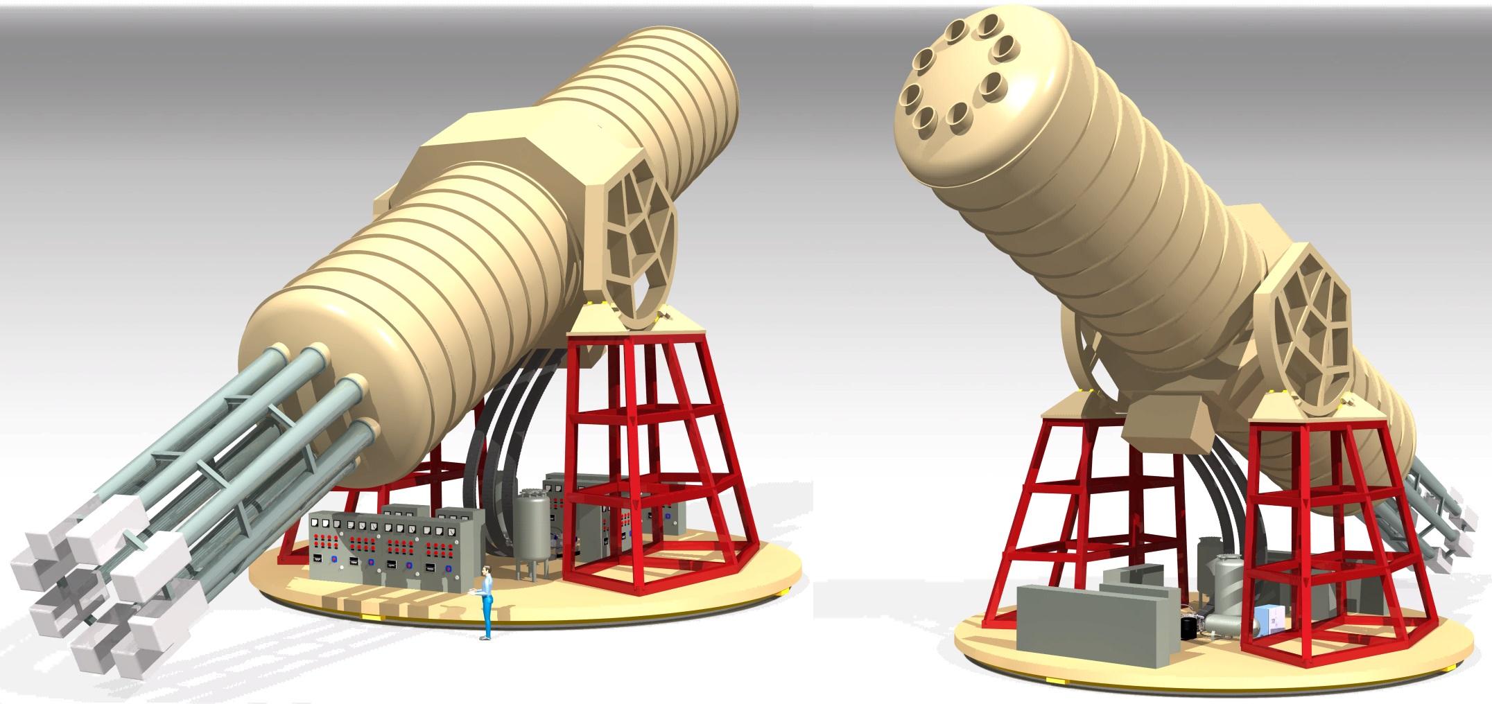 Arranca el proyecto para construir el mayor observatorio de axiones del mundo