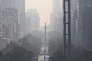 """<p/>Durante el mes de mayo, la Ciudad de México ha sudrido varios días decontingencia ambiental extraordinaria debido a la contaminación. /©Mario Guzmán/EFE"""" /><span style="""