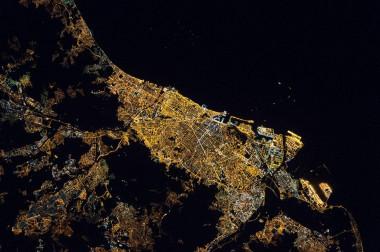 "<p/>Imagen cortesía de Earth Science and Remote Sensing Unit. / NASA Johnson Space Center"" /><span style="