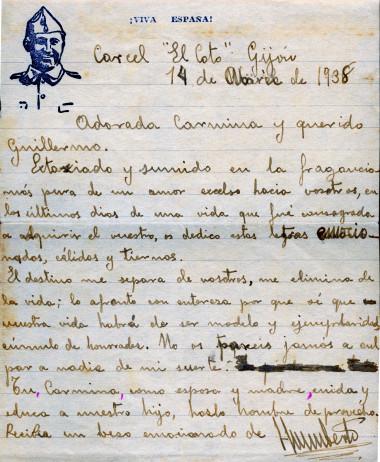 Cartas presas: la correspondencia carcelaria de 1936 a 1975