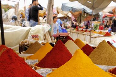 """<p/>La presencia del Sudán en alimentos está prohibida, pero este colorante podría aperecer en productos importados, sobre todo en especias como el pimentón, el curri o la cúrcuma. / URV"""" style="""""""" /><span style="""