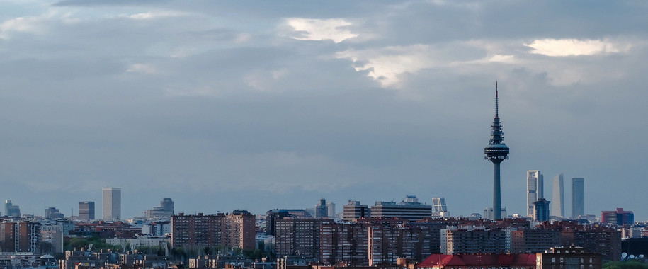 "<p>Skyline de Madrid. / <a href=""https://www.goodfreephotos.com"" target=""_self"">Goodfreephotos</a></p>"