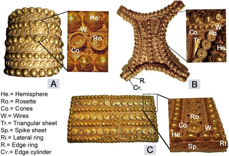 Resultado de imagen para el tesoro de El Carambolo
