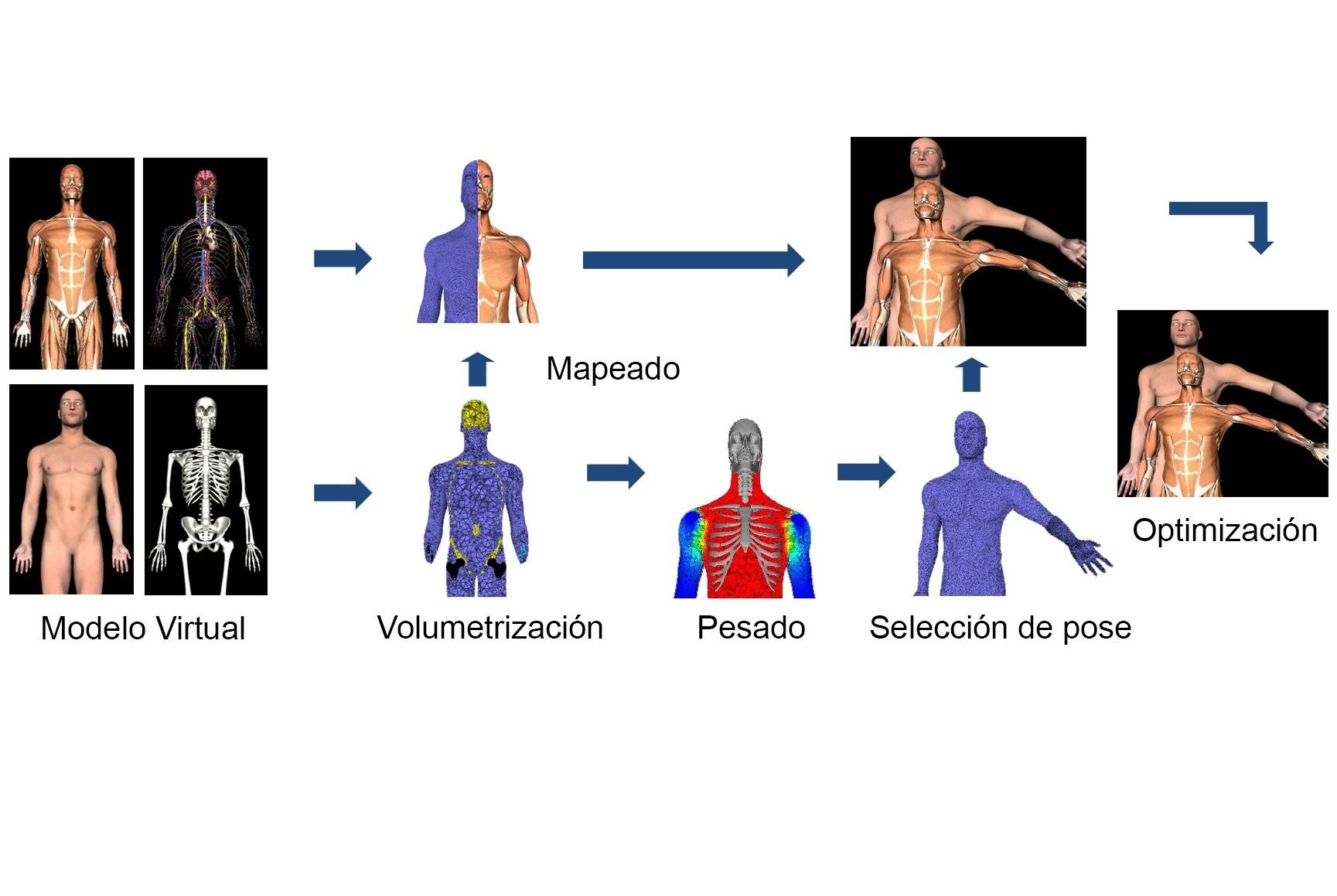 Desarrollan simuladores para entrenar a profesionales sanitarios