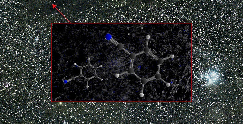 Detectan una nueva molécula aromática en una gigantesca guardería estelar