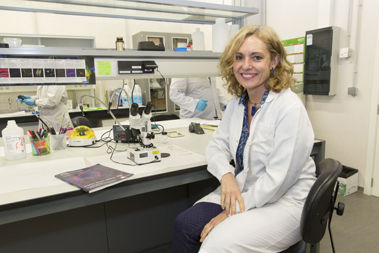 "<p/>Marta Miquel, investigadora y profesora del área de Psicobiologia de la Universitat Jaume I de Castelló. / UJI "" /></div><span style="