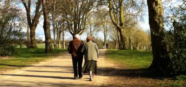 <p>La cantidad de espacios verdes alrededor del domicilio podría contribuir a ralentizar el envejecimiento físico de las personas. / ISGlobal</p>