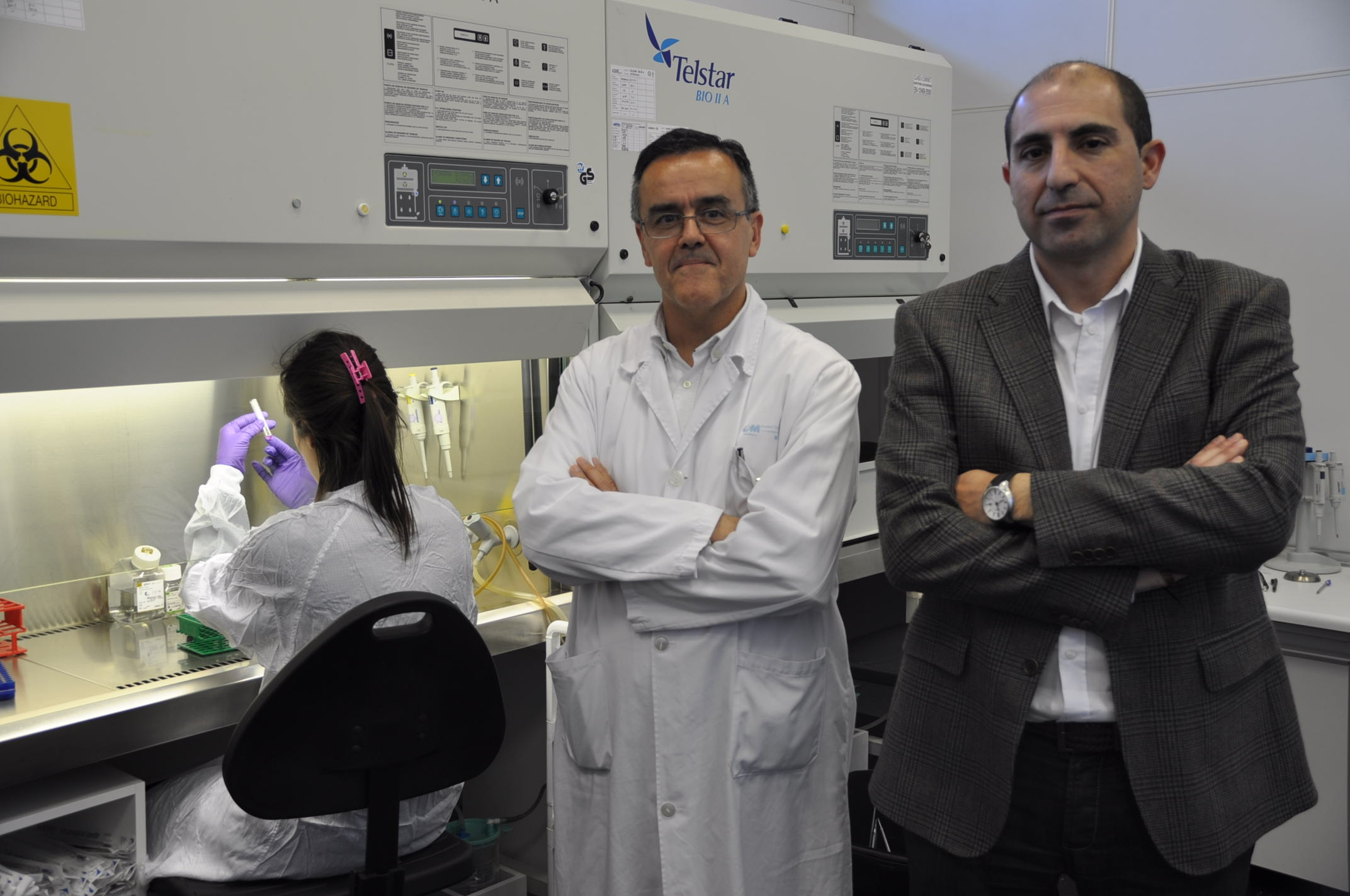 Investigadores españoles revelan una nueva arma contra el cáncer infantil