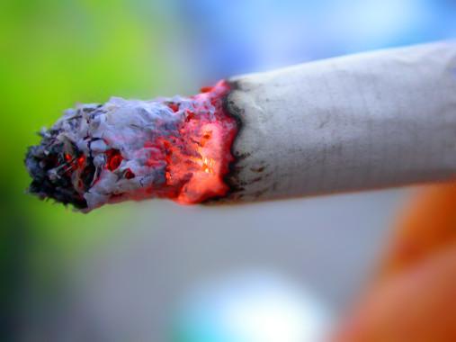 """<p/>La exposición pasiva al humo del tabaco en estas personas se valoró midiendo la concentración en suero de cotinina, un biomarcador específico de exposición a la nicotina./ SINC"""" /><span style="""