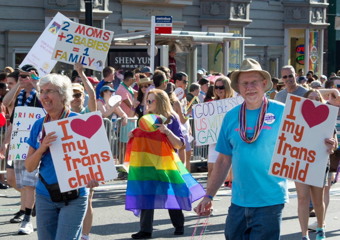 Resultado de imagen de transgender manifestacion LGTB