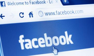 <p>Página web de Facebook. / UC3M</p>