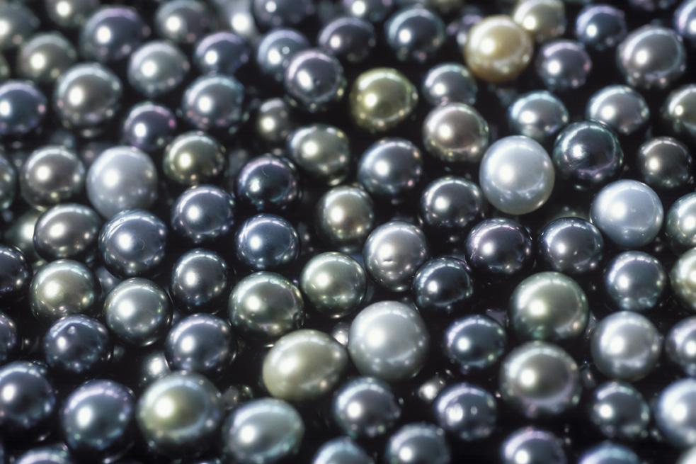 Las perlas son las esferas más perfectas que existen en la naturaleza