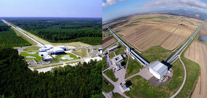 Resultado de imagen de Virgo instalación detectores de ondas gravitacionales