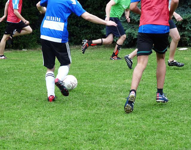 Los Adolescentes Que Juegan Al Futbol Habitualmente Mantienen Mejor