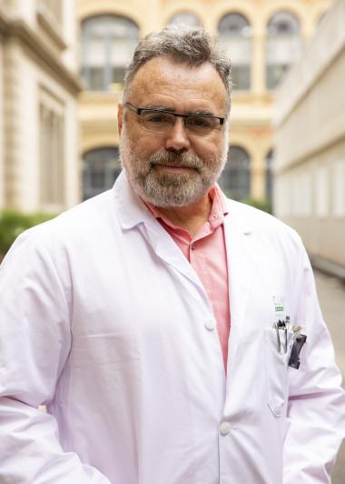 "<p/>Eduard Vieta, director científico del CIBER de Salud Mental. / CIBERSAM"" /><span style="