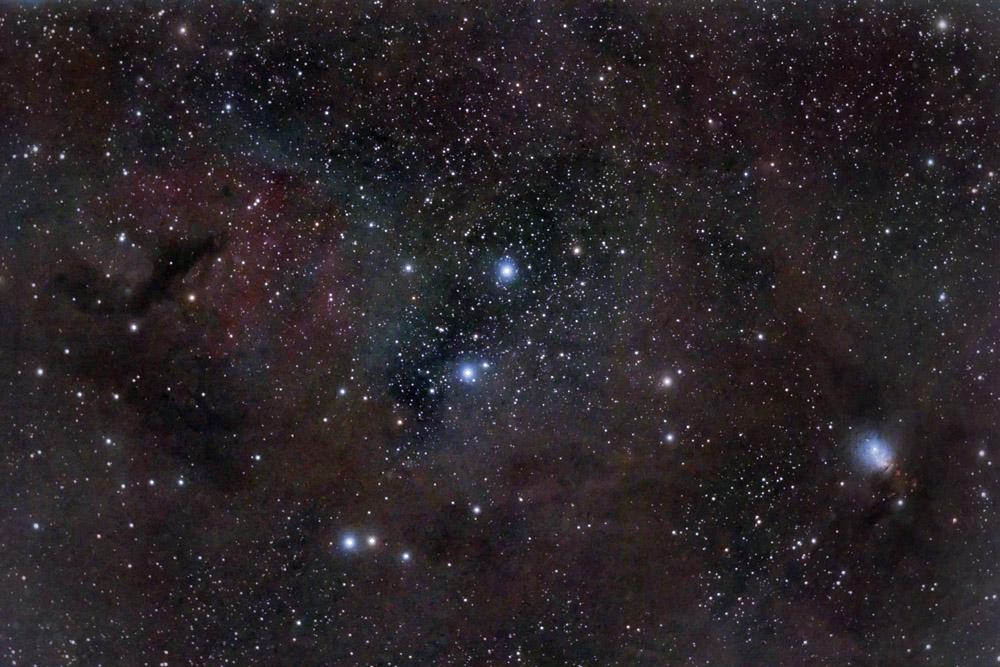 Los astrónomos observan el 'primer corazón' de una estrella
