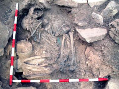 Mapa genético peninsular: Los varones ibéricos fueron reemplazados por invasores en la Edad de Bronce