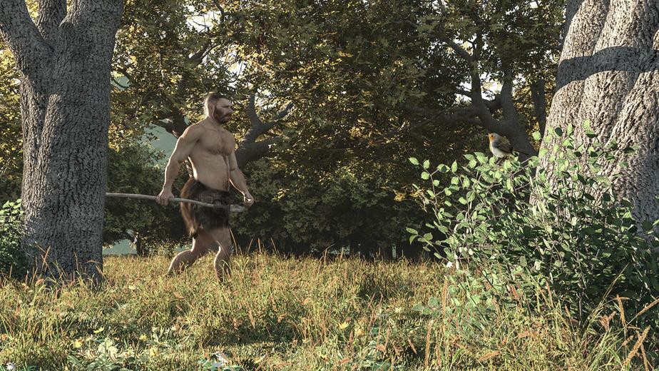 Ni rastro del macho neandertal en el cromosoma Y del hombre moderno